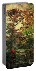 Forest Vintage Portable Battery Charger