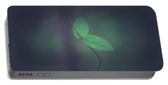 Portable Battery Charger featuring the photograph Forest Whispers by Shane Holsclaw