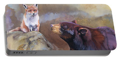 Forgotten Bear Tales Portable Battery Charger