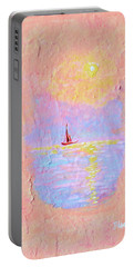 Forgotten Joy Portable Battery Charger by Donna Blackhall