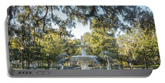 Forsyth Park #2 Portable Battery Charger