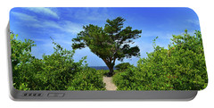 Fort Fisher Hilltop Tree Portable Battery Charger