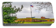 Portable Battery Charger featuring the photograph Fort Mchenry National Monument  by Nick Zelinsky