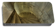 Fort Popham Stairwell Portable Battery Charger