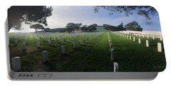 Fort Rosecrans National Cemetery Portable Battery Charger