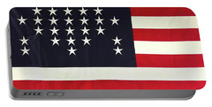 Fort Sumter Flag Portable Battery Charger