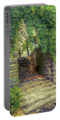Fort Tryon Park Archway Portable Battery Charger