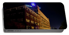 Fort Wayne In Ge Building - Jpmmedia.com Portable Battery Charger