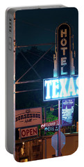Fort Worth Hotel Texas 6616 Portable Battery Charger