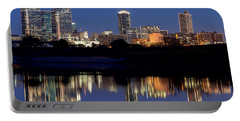 Fort Worth Reflection 41916 Portable Battery Charger