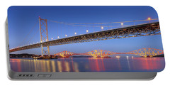 Forth Bridges Portable Battery Charger