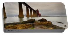Forth Rail Bridge Portable Battery Charger