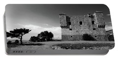 Portable Battery Charger featuring the photograph Fortress Nehaj In Senj by Davor Zerjav