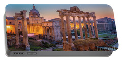 Forum Romanum Dawn Portable Battery Charger