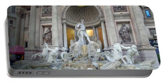 Forum Shops Statues At Ceasars Palace Portable Battery Charger