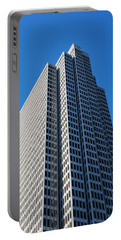 Four Embarcadero Center Office Building - San Francisco - Vertical View Portable Battery Charger