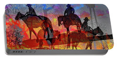 Four Horsemen Portable Battery Charger