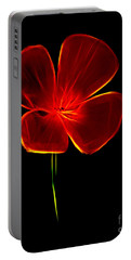 Four Petals Portable Battery Charger