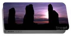 Four Stones Folly Clent Hills Portable Battery Charger