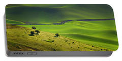 Four Trees - Palouse - Washington Portable Battery Charger