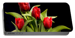 Four Tulips Portable Battery Charger