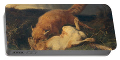 Fox And Hare Portable Battery Charger