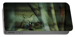 Fox Cry Portable Battery Charger