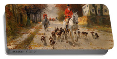 Fox Hunt Portable Battery Charger