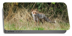 Fox In The Woods Portable Battery Charger