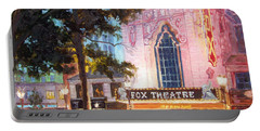 Fox Theatre In St.louis Portable Battery Charger