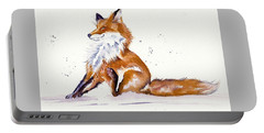 Foxy Flea Magnet Portable Battery Charger