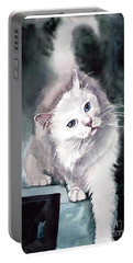Foxy Lady Portable Battery Charger