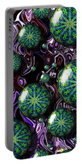 Fractal Abstract 7816.5 Portable Battery Charger