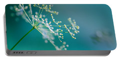 Fragile Dill Umbels Portable Battery Charger