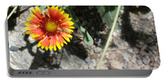 Fragile Floral Life On The Trail Portable Battery Charger