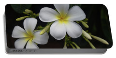 Portable Battery Charger featuring the photograph Fragrance Of Hawaii by Pamela Walton