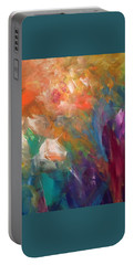 Fragrant Breeze Portable Battery Charger by Heather Roddy