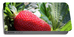 Fraise Portable Battery Charger