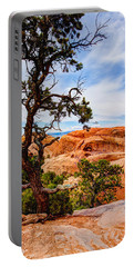 Framed Arch Portable Battery Charger