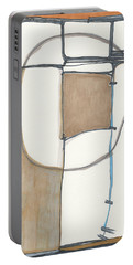 Framed Portable Battery Charger by Sandra Church