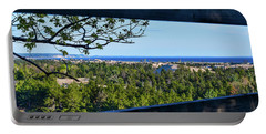 Framed View Portable Battery Charger