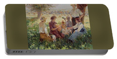 France Country Life  Portable Battery Charger