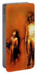 Francis D. Ouimet And Caddy Portable Battery Charger