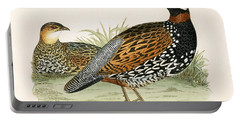 Francolin Portable Battery Charger by English School