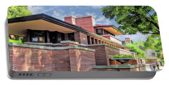 Frank Lloyd Wright Robie House Portable Battery Charger