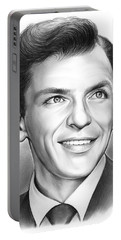 Frank Sinatra Portable Battery Charger