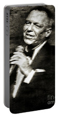 Frank Sinatra -  Portable Battery Charger