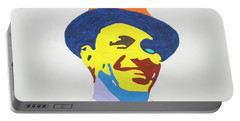 Frank Sinatra Smile Portable Battery Charger