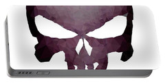 Frank Skull Portable Battery Charger