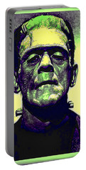 Frankenstein In Color Portable Battery Charger